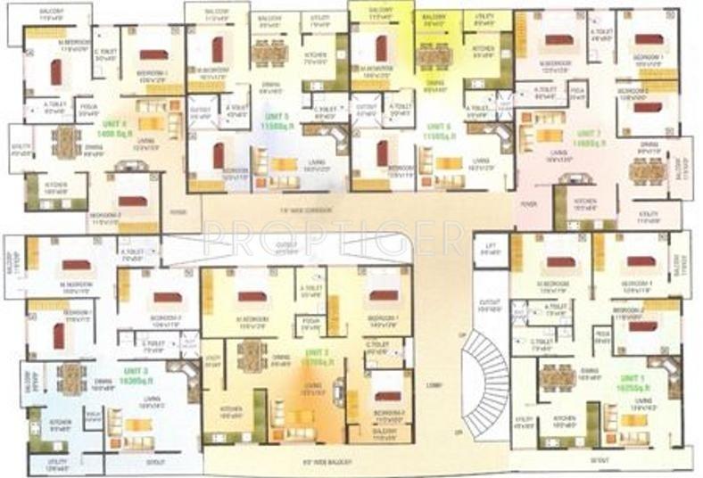 Images for Cluster Plan of Devagiri Petals