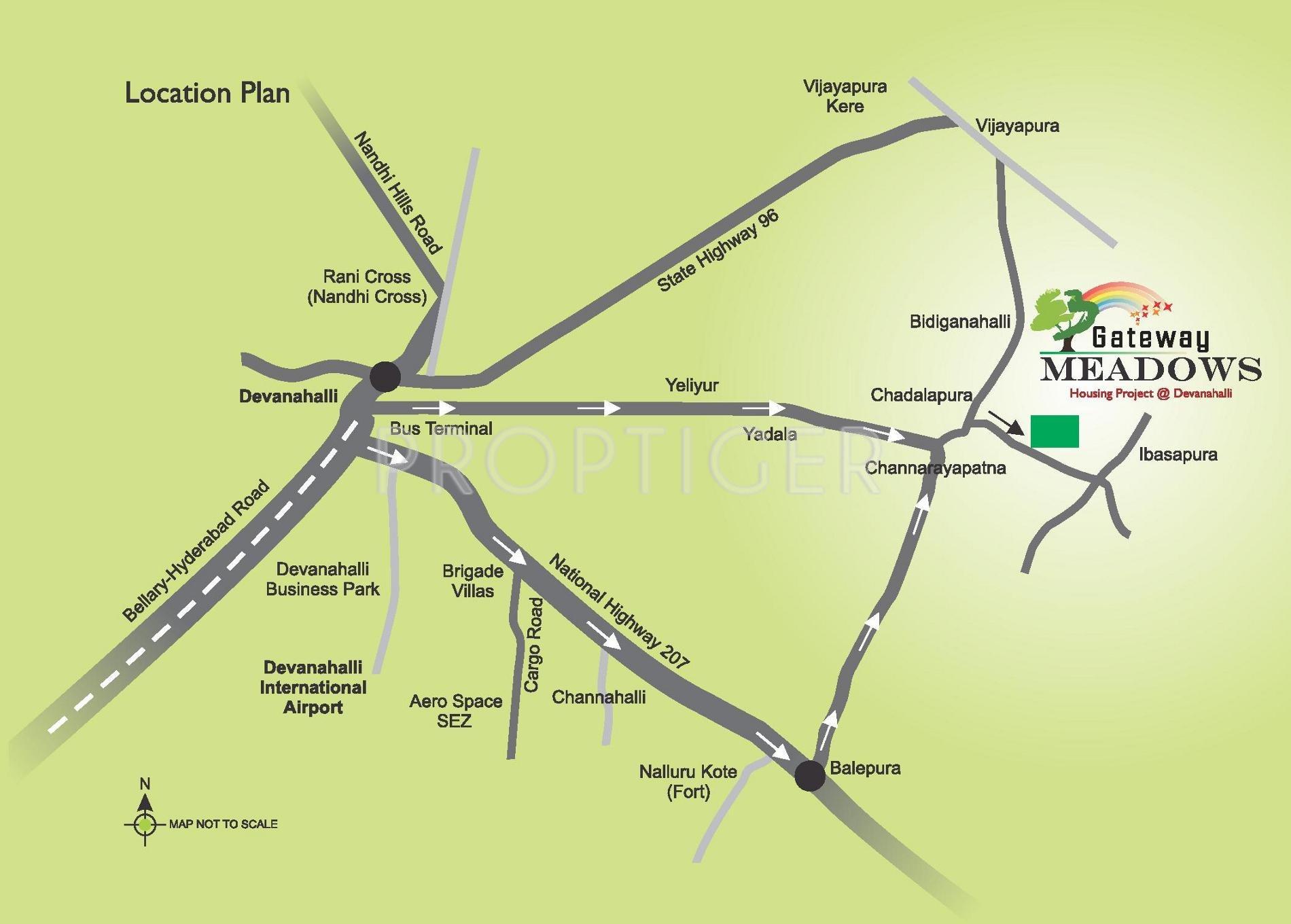 Gateway Meadows In Devanahalli, Bangalore