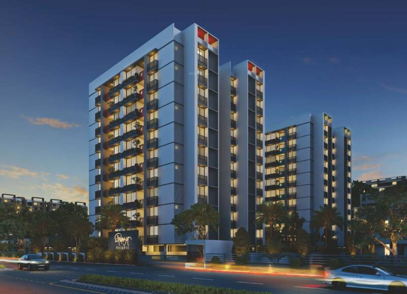 Images for Elevation of SR Shivalay Heights