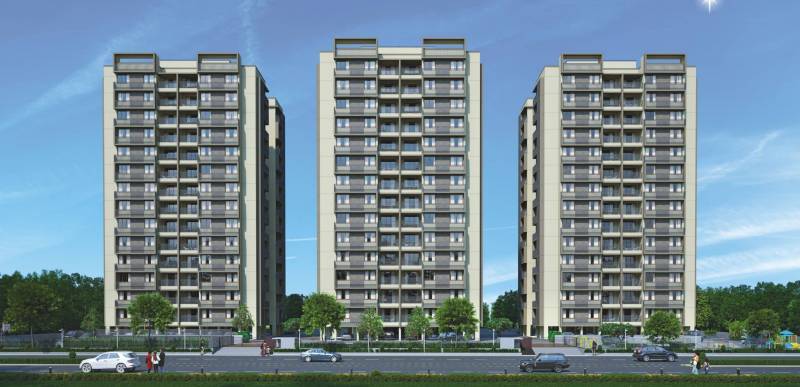 Images for Elevation of Kala Kalatirth Towers