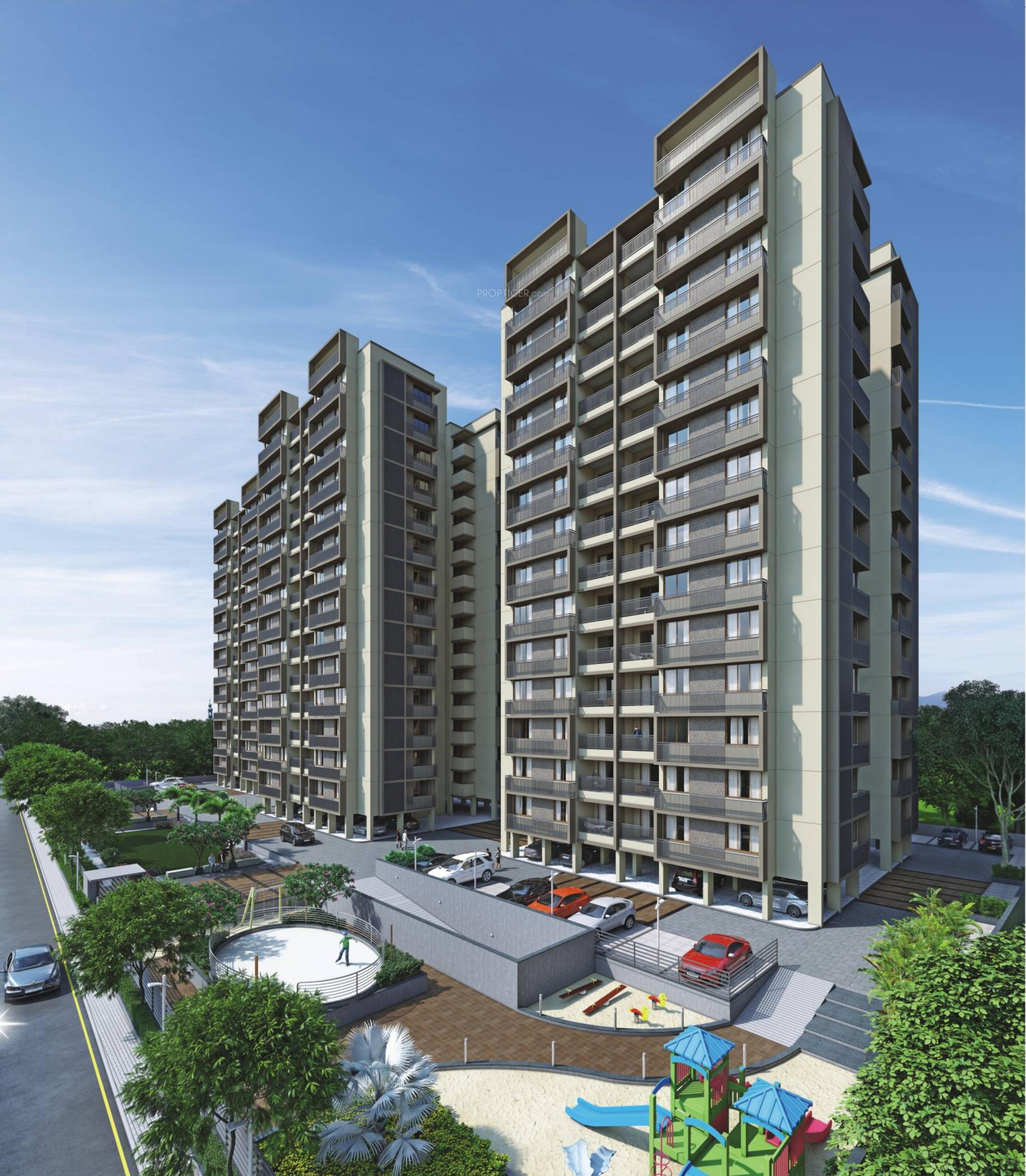 Kala Kalatirth Towers In Motera Ahmedabad Price