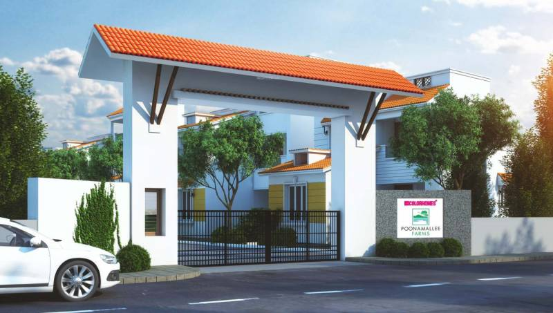 Images for Elevation of Colorhomes Poonamallee Farms