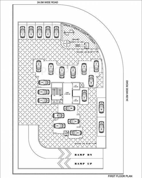 Images for Cluster Plan of Tejas Heights