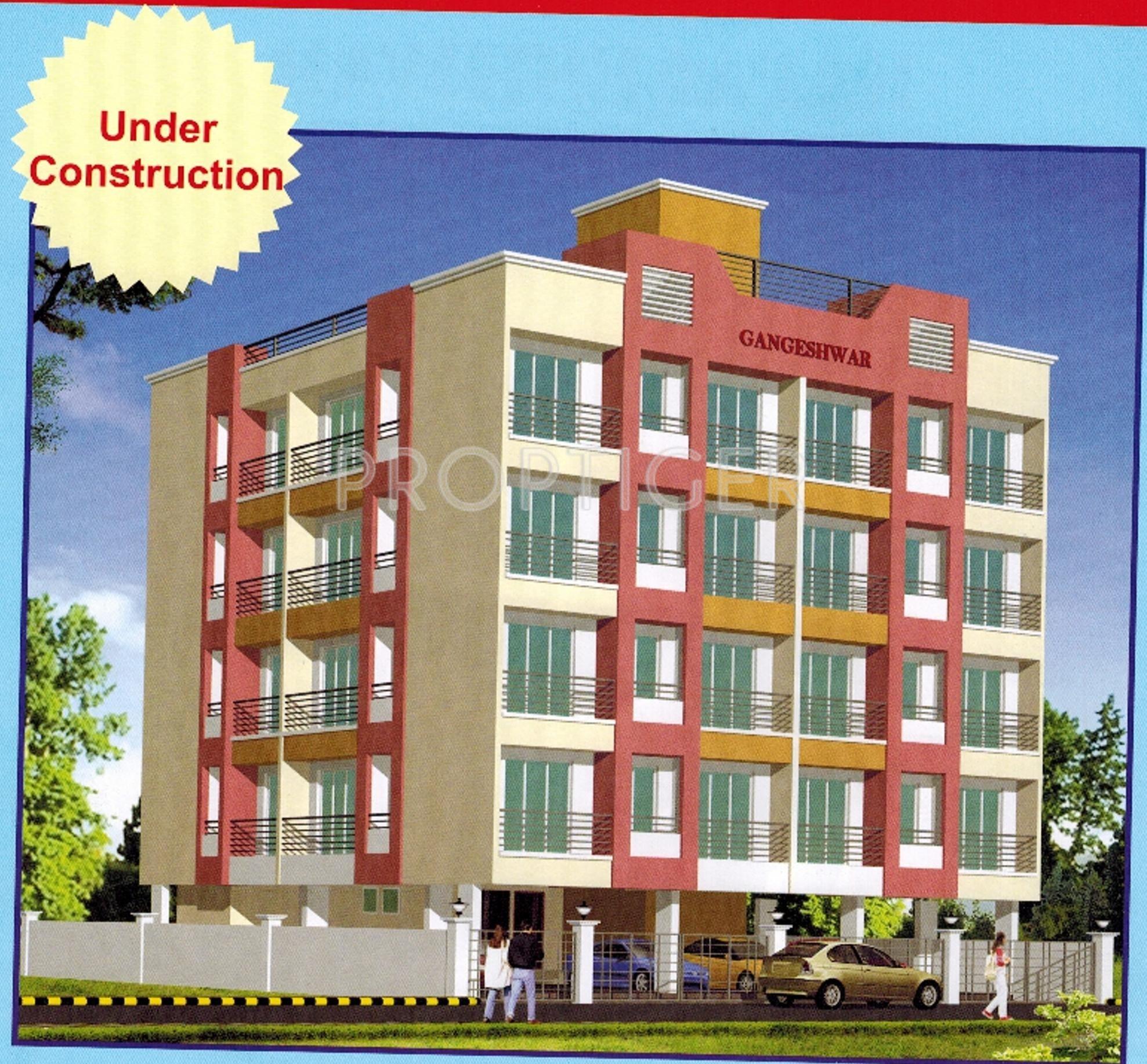 Elevation Flooring Reviews : Madhuraaj gangeshwar in kharghar mumbai price location