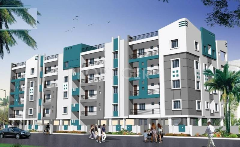 Images for Elevation of Vijay Comfort