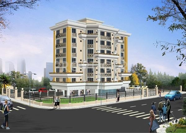 Images for Elevation of Bhattad Group Augustine