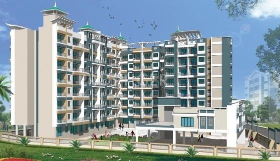 Images for Elevation of Happy Home Group Mumbai Sarvodaya Bali