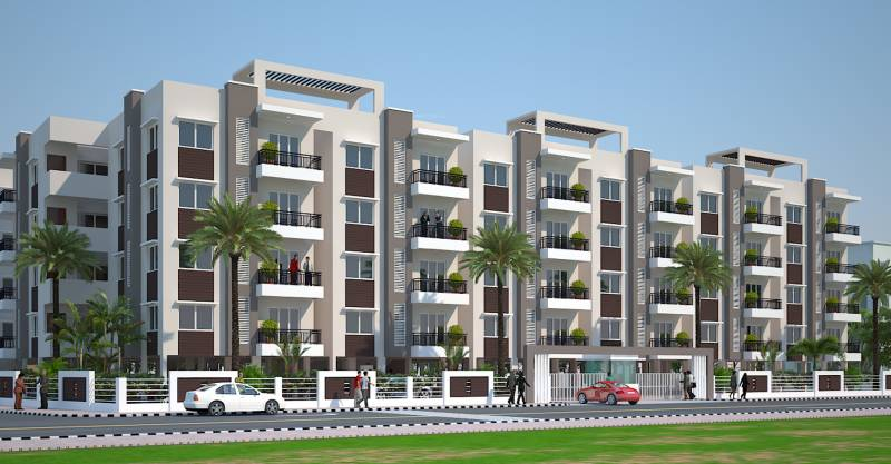 Images for Elevation of Sanvi Sankalpam