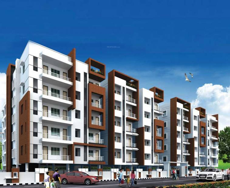 Images for Elevation of Bhoomatha Sai Durga Enclave