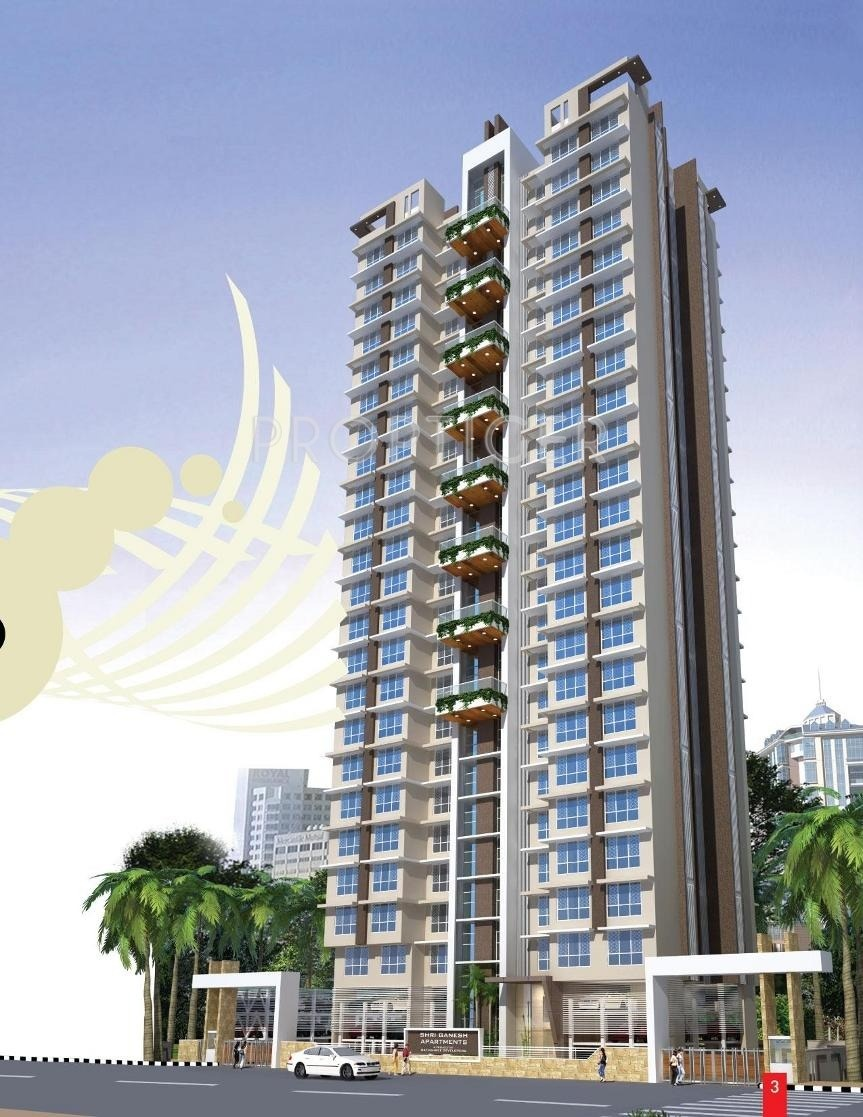Poddar Shri Ganesh Apartments In Goregaon West Mumbai