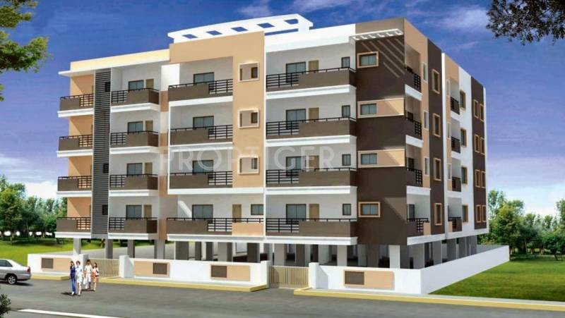 Images for Elevation of Active Meenakshi Paradise