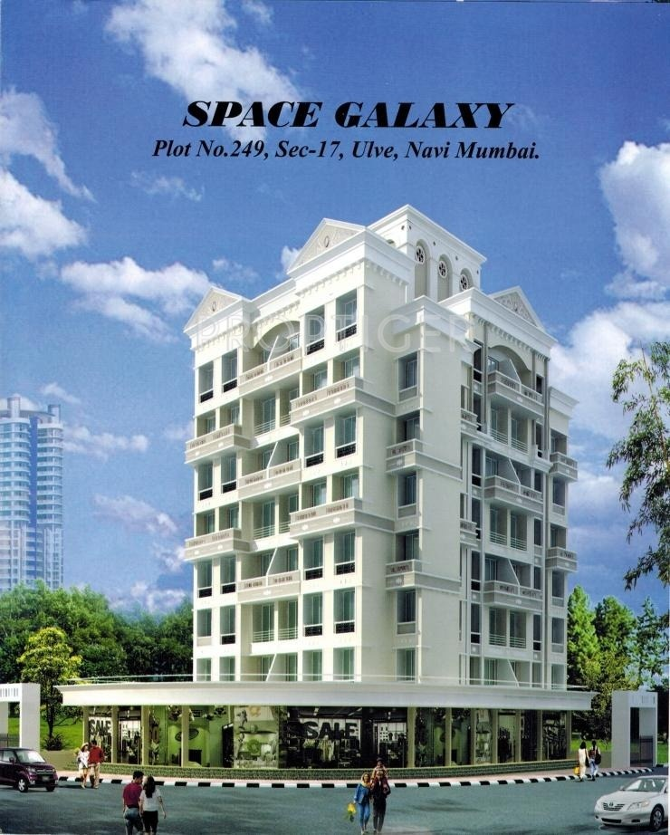 Apartment Realtors: 1080 Sq Ft 2 BHK 2T Apartment For Sale In Space Realtors