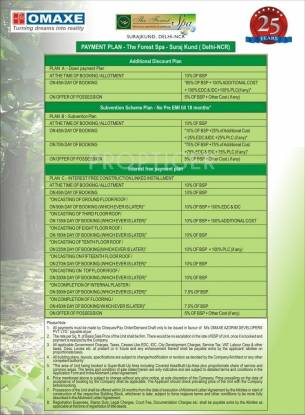 the-forest-spa Images for Payment Plan of Omaxe The Forest Spa