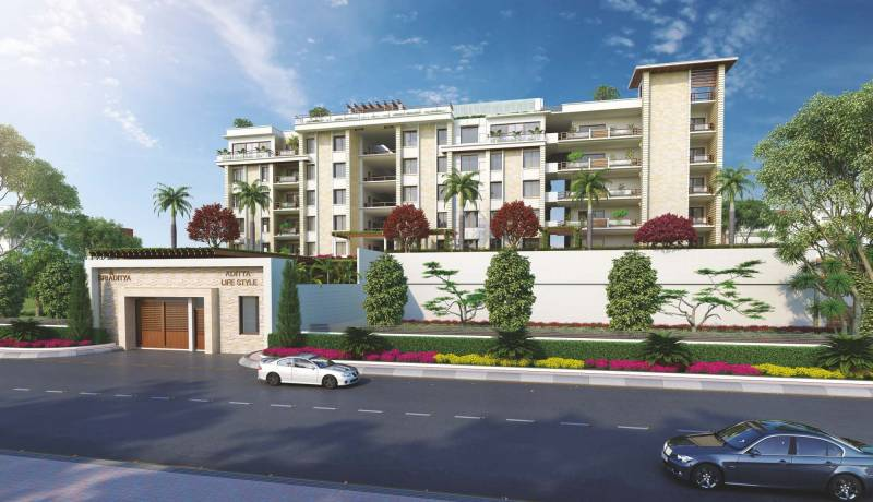 Images for Elevation of Sri Aditya Lifestyle