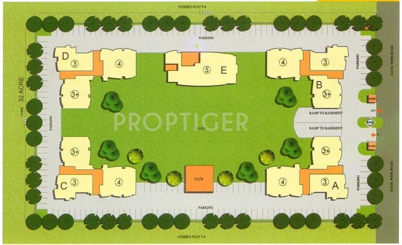 Images for Layout Plan of The Antriksh Greens