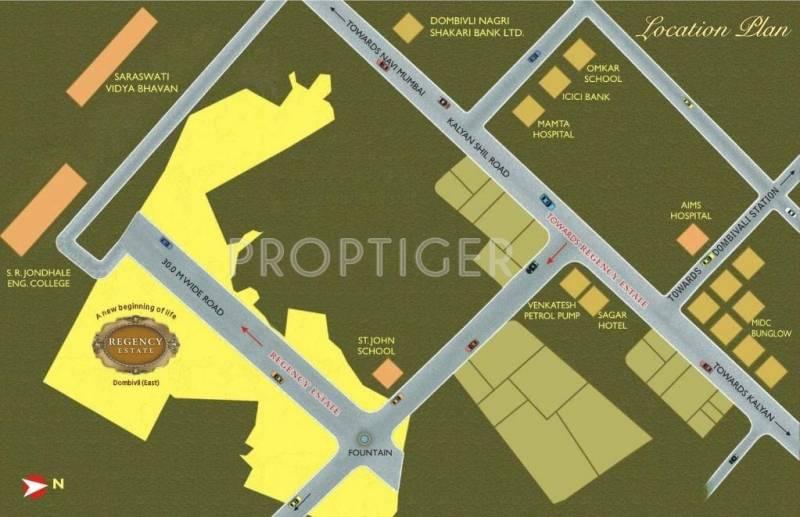 Images for Location Plan of Regency Group Estate