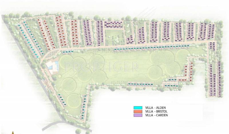 augusta-golf-village Images for Layout Plan of Prestige Augusta Golf Village