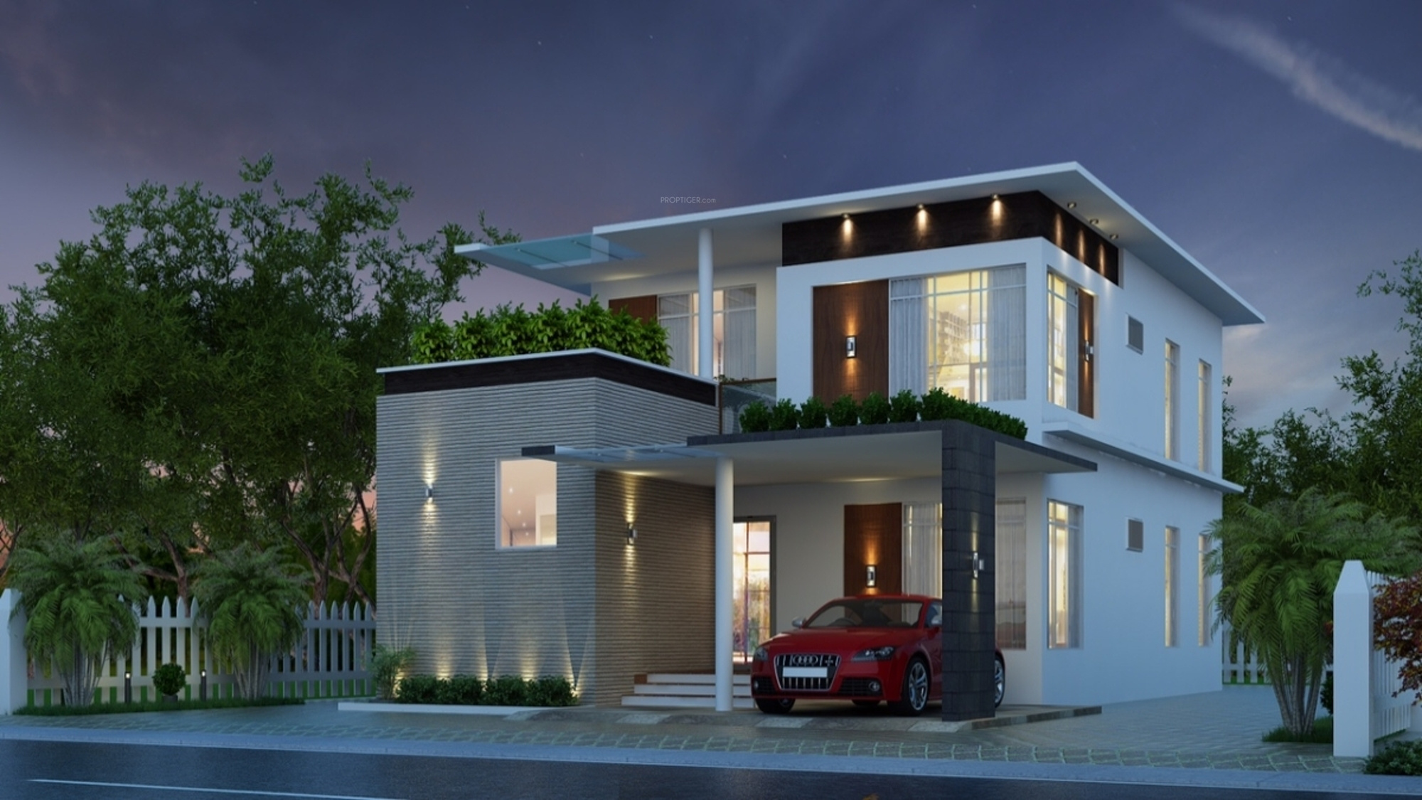 1618 sq ft 3 bhk 2t villa for sale in infrany for Home plans for 20x30 site
