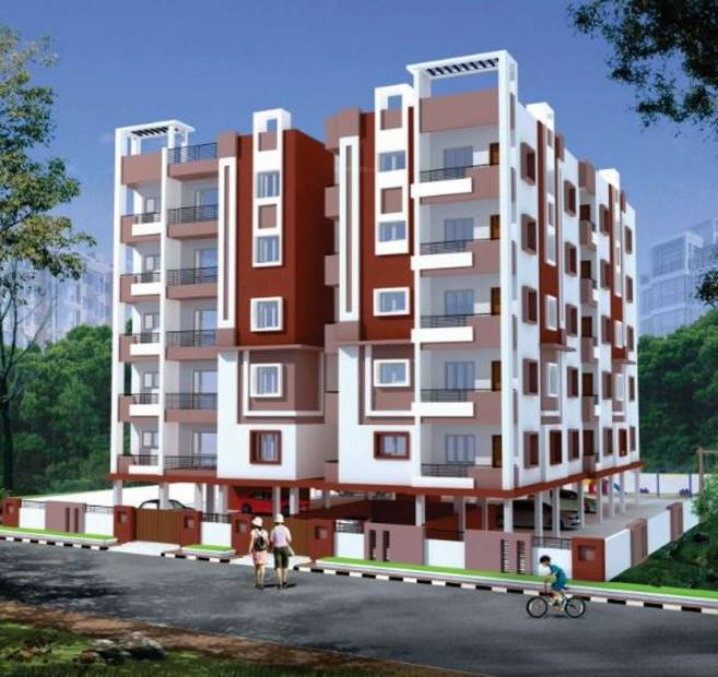 Images for Elevation of Burugupalli Burugupalli Residency