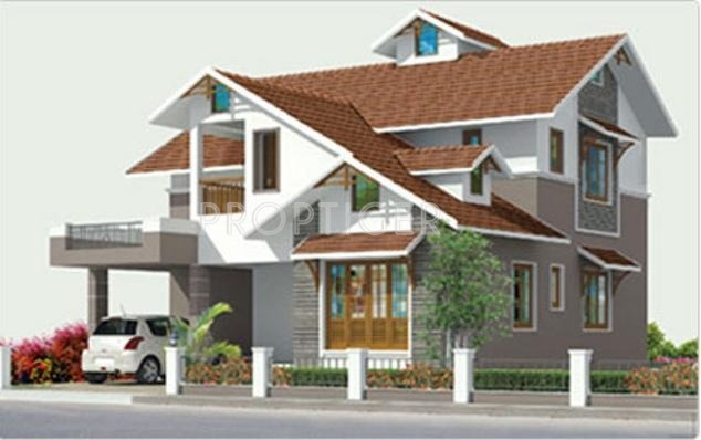 Images for Elevation of Asha Builders Floret Villas