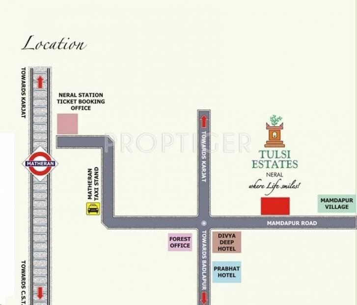 Images for Location Plan of Tulsi Kalash