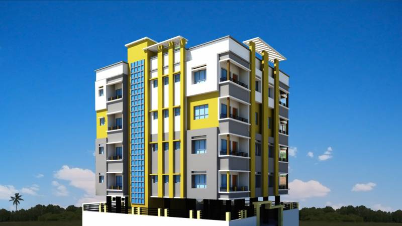 Images for Elevation of MN Shreyan Tower