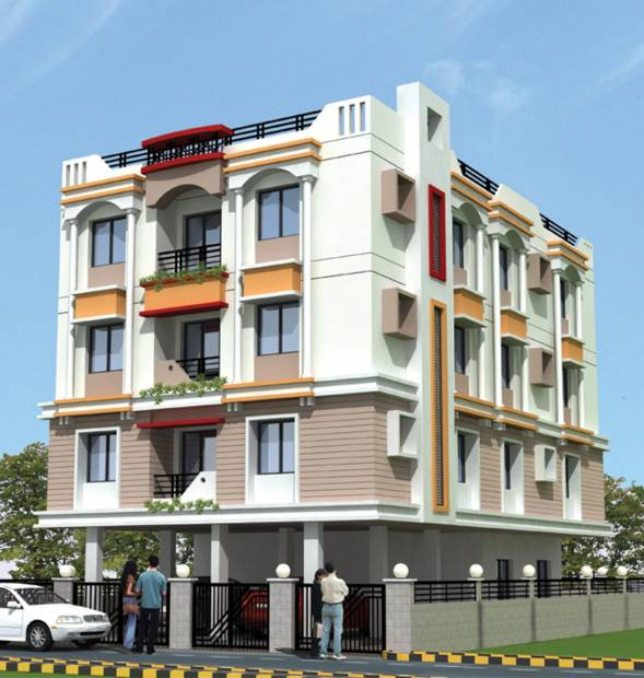 Images for Elevation of Goldwin Anmol