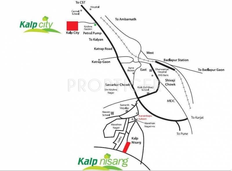Images for Location Plan of Kalp Nisarg