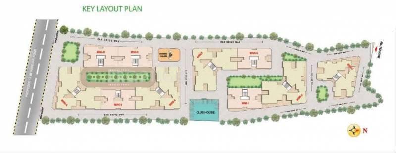 Images for Master Plan of Kalp Nisarg