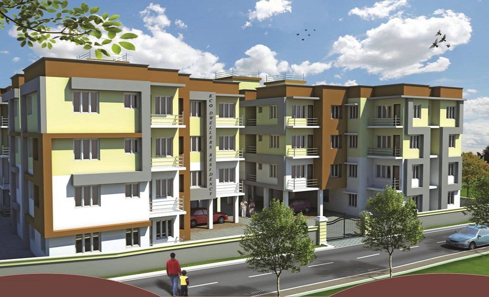 750 Sq Ft 2 Bhk 2t Apartment For Sale In Housing