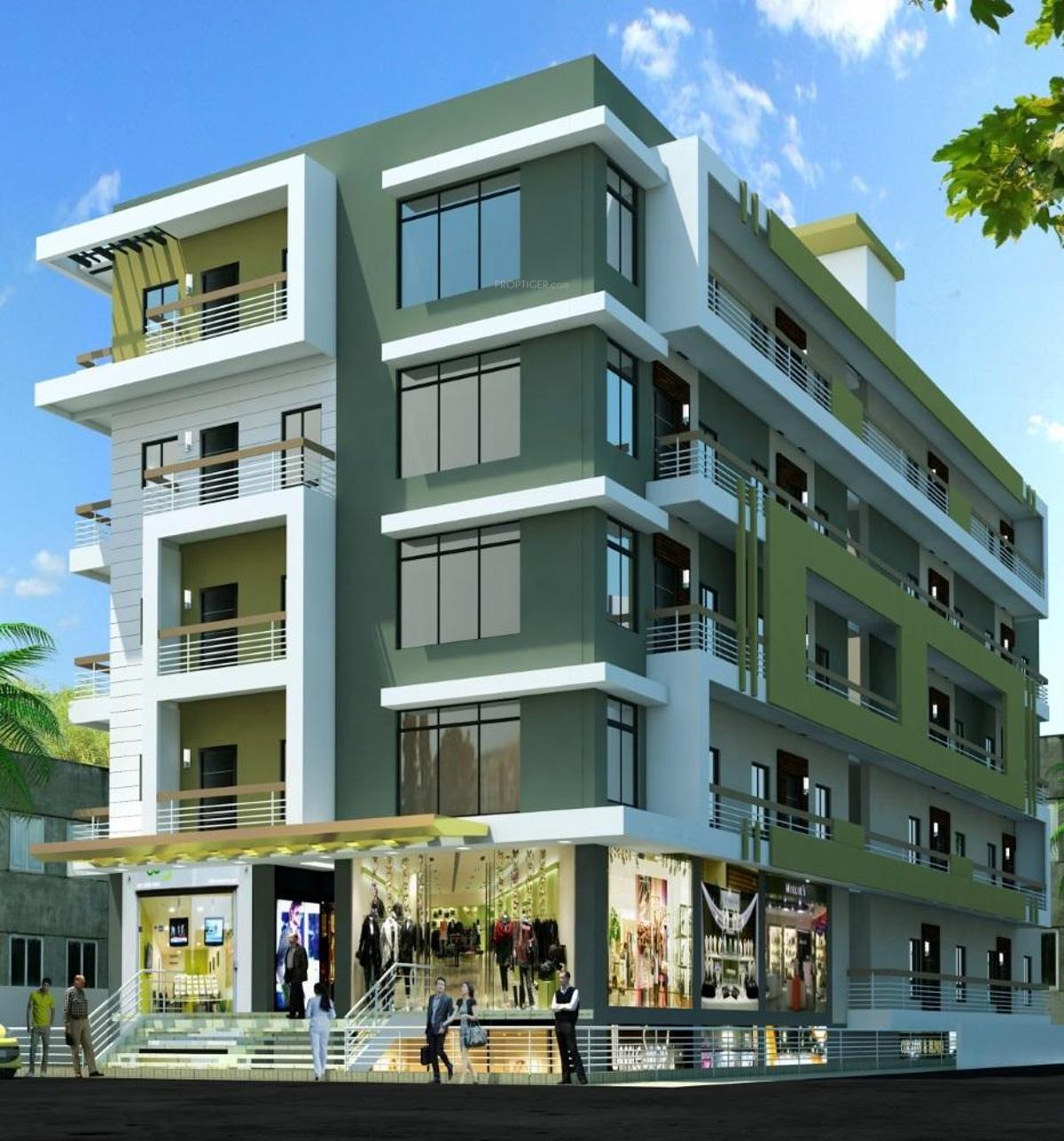 Maternity Hospital Floor Plan: Shriya Solitaire In Rajendra Nagar, Hubli Dharwad