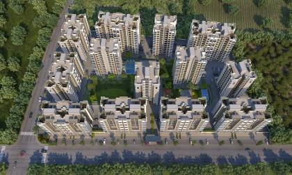 Images for Elevation of Dharmadev Swaminarayan Green City