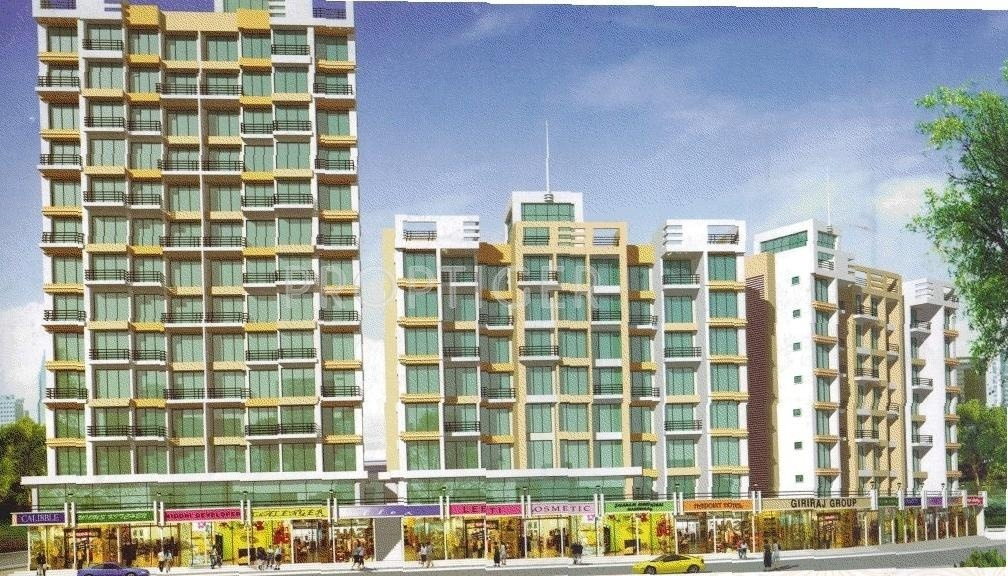 525 sq ft 1 bhk 1t apartment for sale in giriraj 525 sq ft apartment