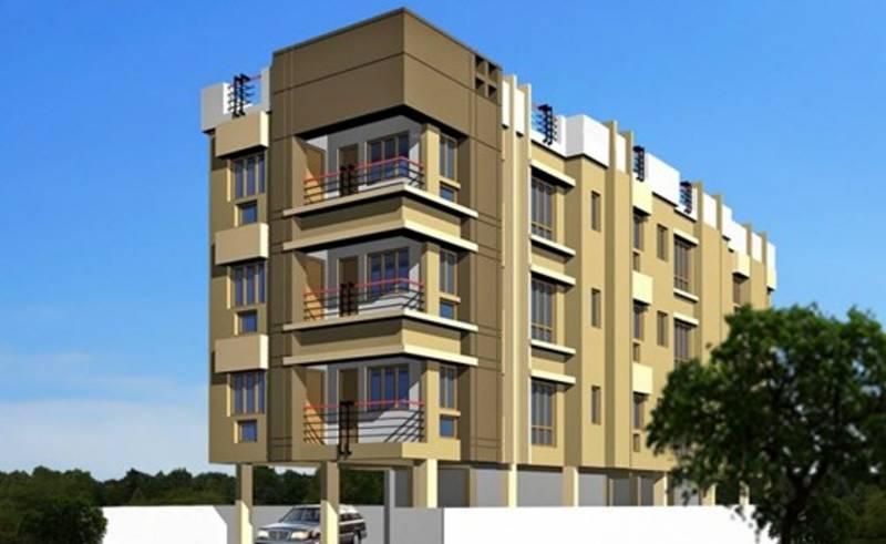 tanupukur Images for Elevation of Hi Rise Apartment Makers Pvt Ltd Tanupukur