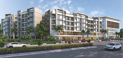 Images for Elevation of Green Aristo Residency