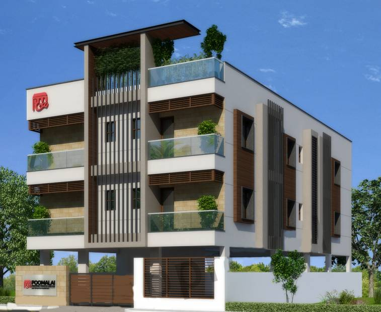 Images for Elevation of Poomalai Aksharaa Phase 2
