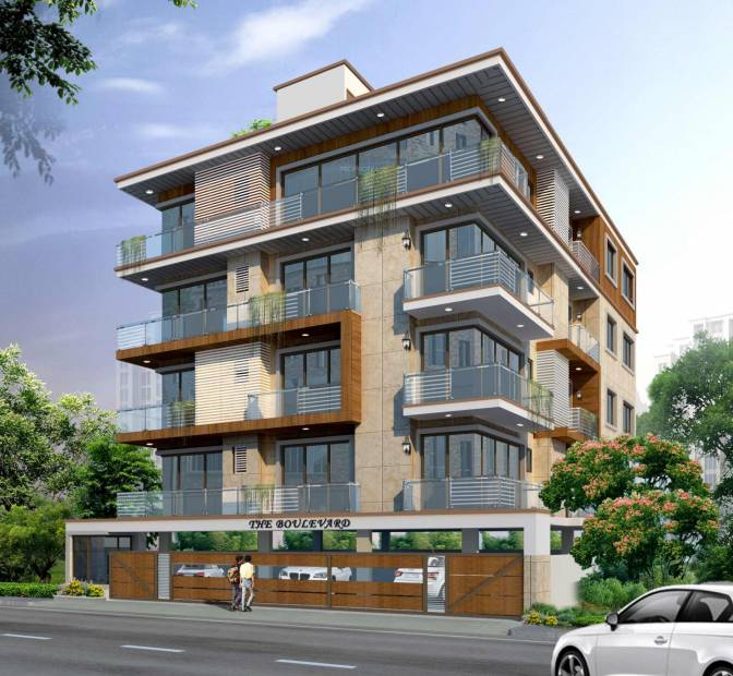 Images for Elevation of Rajani The Boulevard