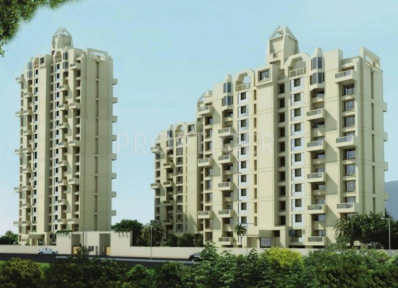 Images for Elevation of Panchshil Eon Waterfront