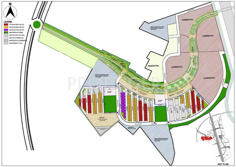 Images for Layout Plan of Jaypee Yamuna Vihar
