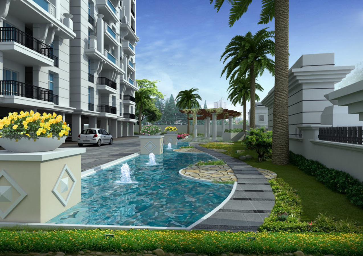 2100 Sq Ft 3 Bhk 3t Apartment For Sale In Aditya Construction Beaumont Shaikpet Hyderabad