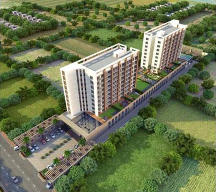 phoenix-towers Images for Elevation of Someshwar Phoenix Towers