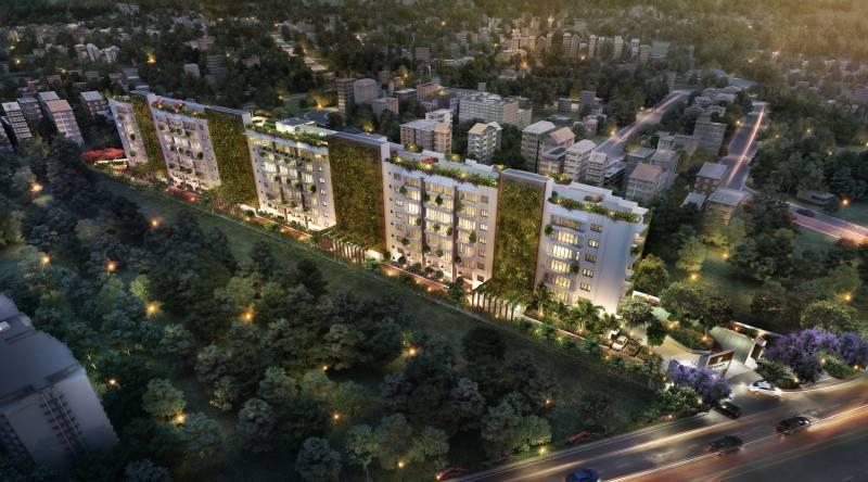 Images for Elevation of Essar Vishwapriya Vertical Garden
