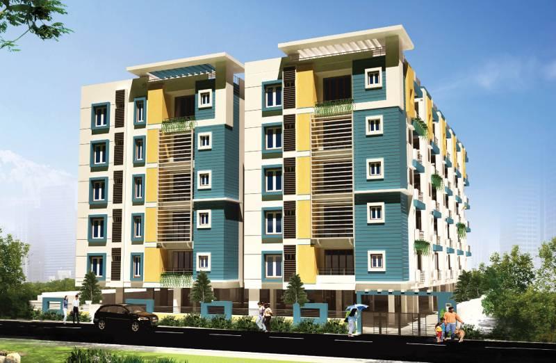 Images for Elevation of Venkateswara Chaturbhuja Homes