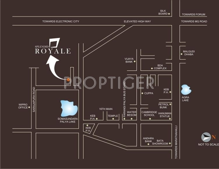 Images for Location Plan of Splendid Royale
