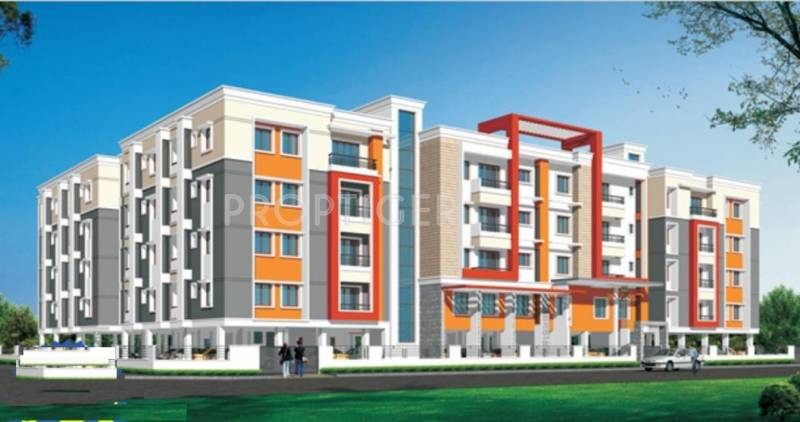 Images for Elevation of Viswams Rajam Manor