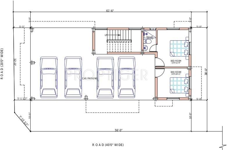 Images for Cluster Plan of Viswams Viswams