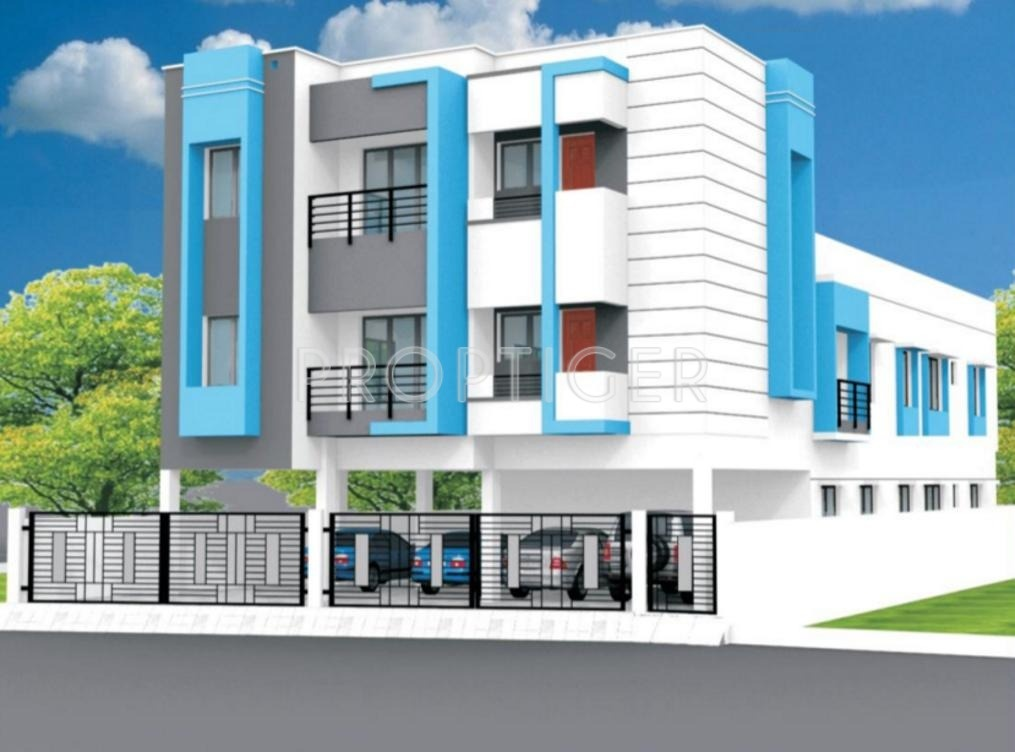 1 2 3 bhk cluster plan image yashva classic homes for Classic builders