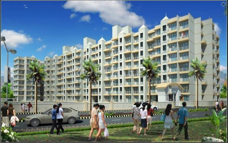 Images for Elevation of Raj Tulsi Aangan