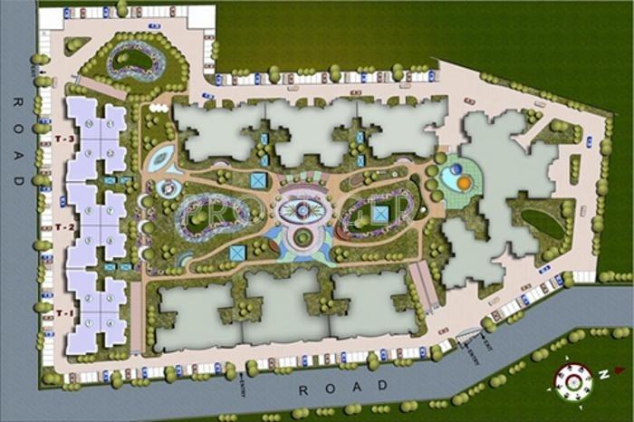 JM Housing Park Sapphire Layout Plan