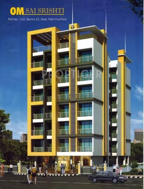 Images for Elevation of Om Sai Srishti